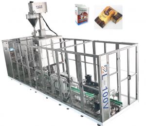 Automatic Linear Type Brick Vacuum Bag Packaging Machine