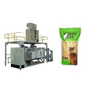15kg 25kg bag cat litter makinarya - Bagging Machine