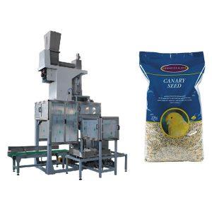 20kg Buto Bukas nga Baba sa Bagging & Pagpuno sa Bag nga Bagon Automatic Grain Big Bags Packing Machine