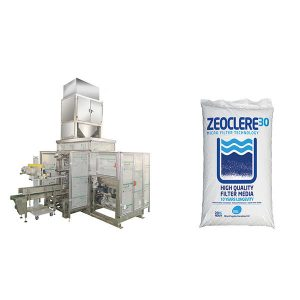 20kg Zeolite Big Bag Packing Machine Sa Sealing Machine
