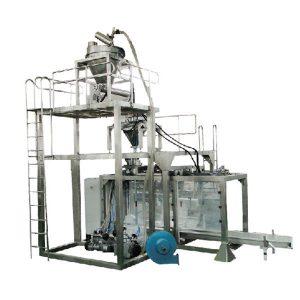 Big Bag Automatic Powder Weighing Filling Machine Gatas nga powder packing machine