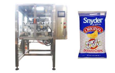 padayon nga paglihok nagbarug nga snack food granule packing machine