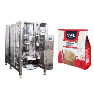 Degassing Valve Automatic Coffee Powder Packing Machine
