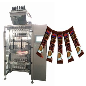 High Speed Multi Line Sachet Stick Packing Machine