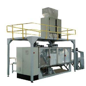 Ang taas nga automation packing machine, powder nga bag sa pagpuno ug sealing Line, sayon nga operasyon