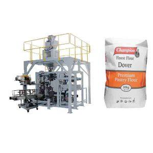 Powder Bagging Machine 20kg Flour Big Bag Packing Machine Sa Sealing Machine