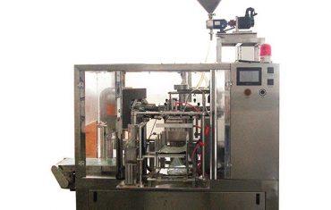 rotary fill seal seal nga pistion filler alang sa liquid & paste