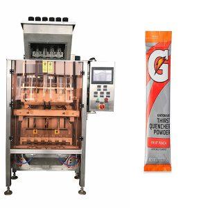 Gagmay nga mga Balor Powde Multi-Line Packing Machine