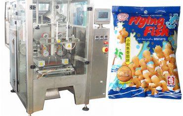 vffs vertical nga porma nga pun-on ug seal packaging machine