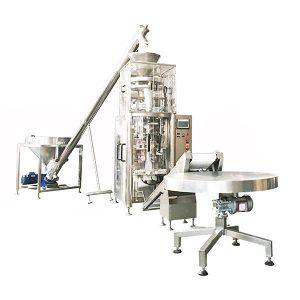 Ang Vertical Form Pill Seal Machine Sa Volumetric Cup for Granules