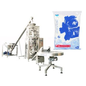 Ang Vertical Form Pill Seal Machine Sa Volumetric Cup for Salt