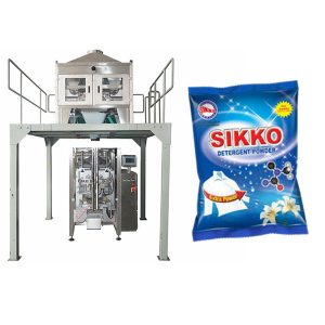 Paghugas sa Powder Packaging Machine