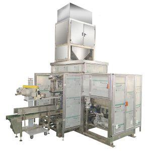 ZTCK-25 Automatic Bag Feeding Packing machine, Woven Bag Packaging Machine