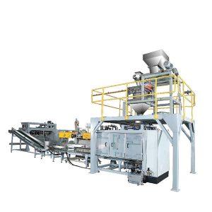ZTCP-50P Automatic Woven Bag Packing Machine Para sa Powder