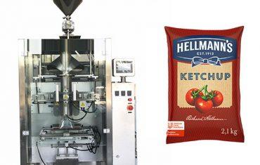 Ang 500g-2kg nga mga sachet sa sachet packaging machine